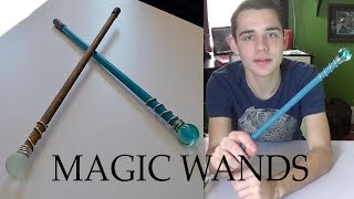 How To Create Your Own Magic Wand Tutorial | DIY