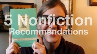 5 Nonfiction Recommendations