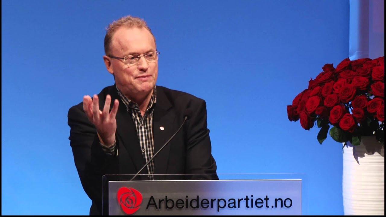 Raymond Johansen om stortingsvalget - YouTube