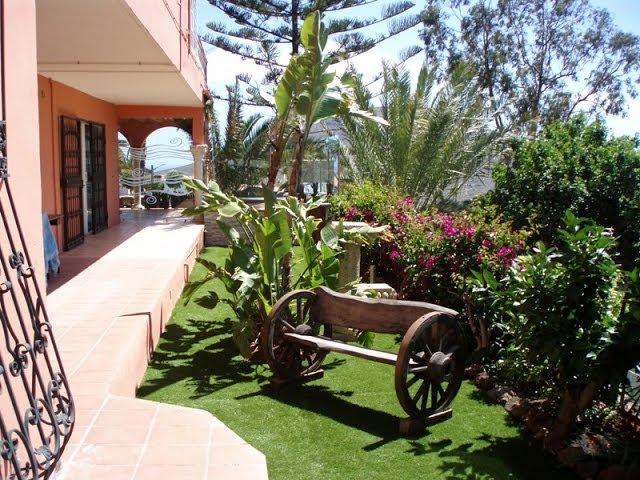 Ideas para decorar un jardín rustico