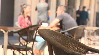 Terrazas de Tarragona abren al 50% en la fase 1 de la desescalada
