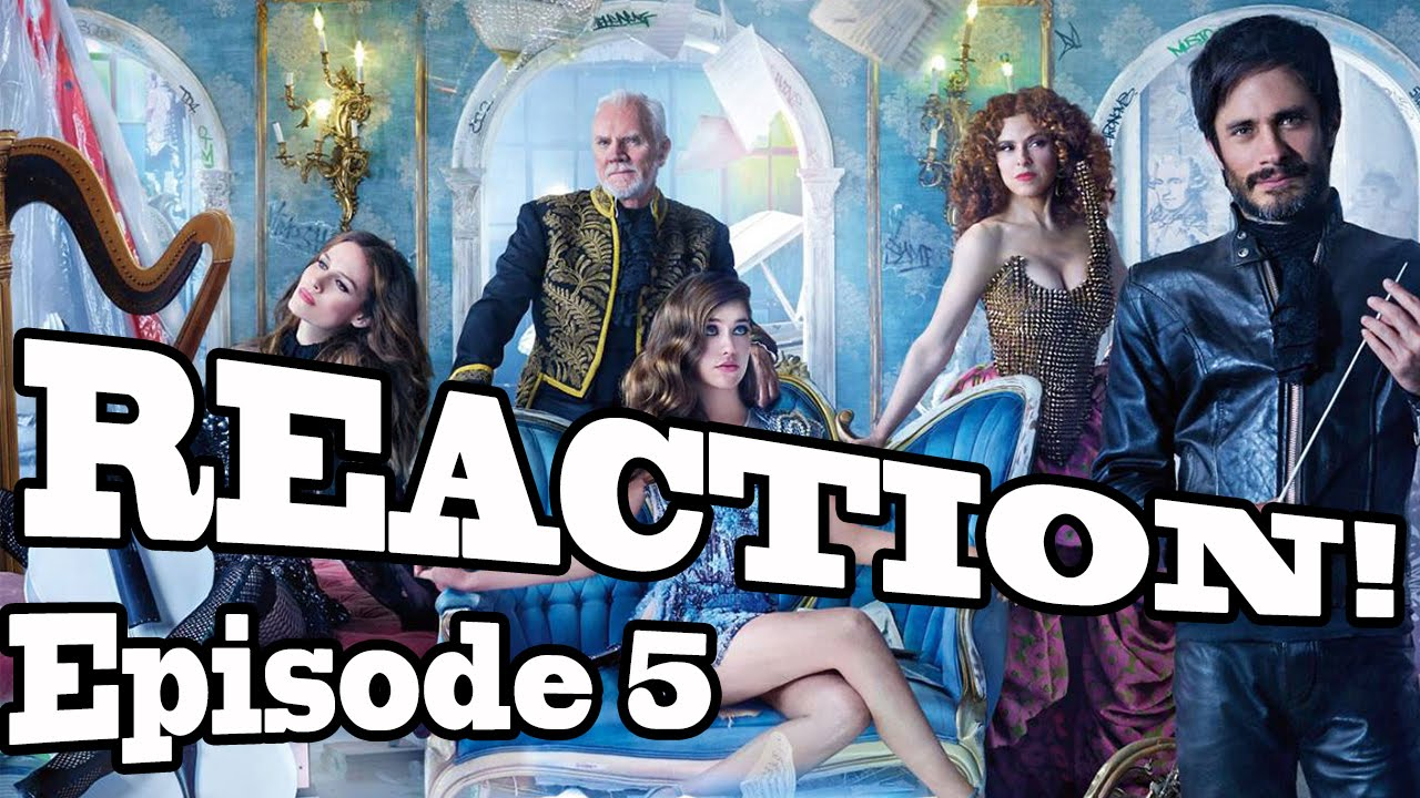 Download REACTION: Mozart In The Jungle - Episode 5