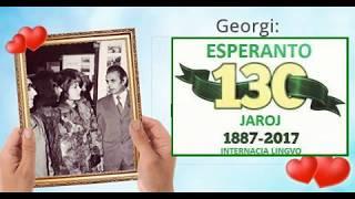 Miaj geamikoj per Esperanto kaj facebook    redakcio Georgi Litov Sofio Bulgario