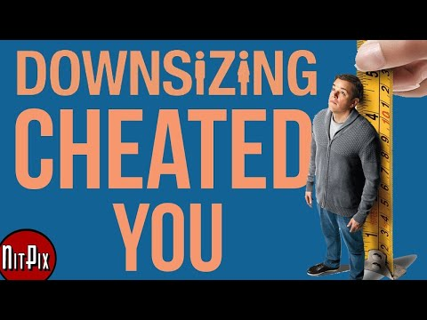 How Downsizing Cheated You - NitPix