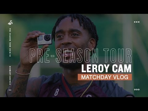 LEROY CAM | Matchday Behind the Scenes with Leroy Fer!