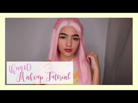 (Hugot) Makeup Tutorial!!! | Andrea B.