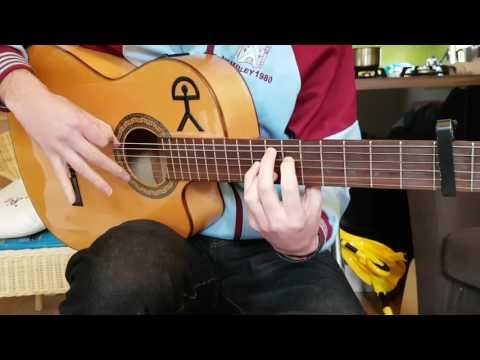 Alegrias - Original Introduction by Renny Jackson  - Flamenco Guitar Lesson