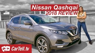 2018 Nissan Qashqai Review | CarTell.tv
