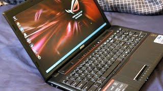 mSI Apache GE60 2PL-660AU Notebook Review