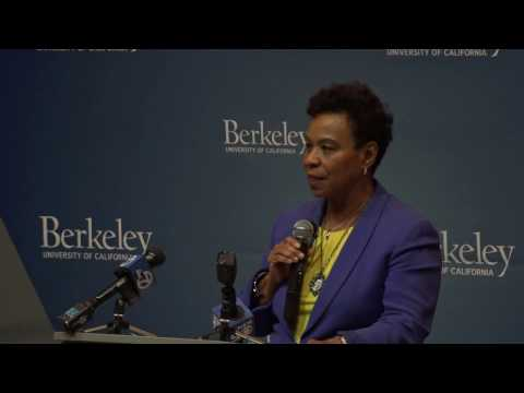 """Congresswoman Barbara Lee - """"Fighting for Health Equity in 2017 and Beyond"""""""