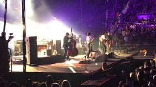 The Avett Brothers - Go To Sleep - Charlotte - 12/31/16