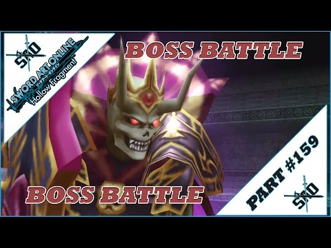 Full download the skeleton king floor 86 boss sword art for Floor 100 boss sao