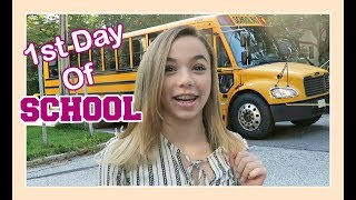 Video 1ST DAY OF 😨  MIDDLE SCHOOL AFTER 2 YEARS OF HOMESCHOOL | Flippin' Katie download MP3, 3GP, MP4, WEBM, AVI, FLV Januari 2018