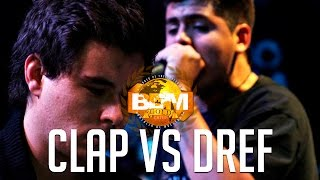 BDM Gold 2015 / 4º de Final / Clap Psycho vs Dref Killah