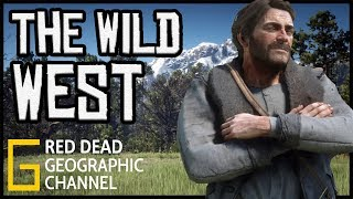 The Wild West | A Red Dead Redemption 2 wildlife documentary | RDR2 Geographic Video