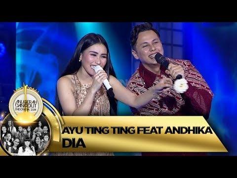 Andhika Pratama DEG DEGAN Duet Bareng Ayu Ting Ting [DIA] - Anugerah Dangdut Indonesia 2018 (16/11)