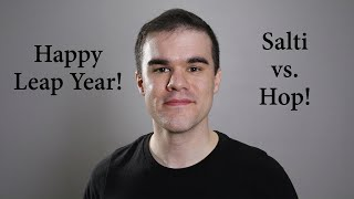 Happy Leap Year in Esperanto