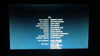 JOURNEY TO THE CENTER OF THE EARTH(2008) END CREDITS.