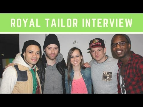 Royal Tailor Interview Chicago, IL Winter Jam