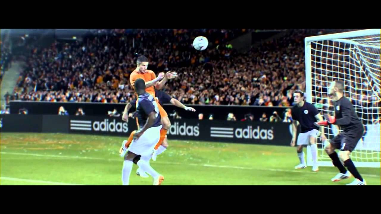 Caprichoso traqueteo A menudo hablado  Adidas -- the Dream Commercial - YouTube