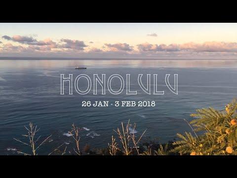 Honolulu 2018