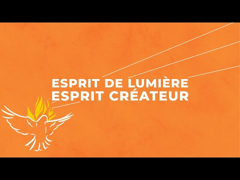 Esprit De Lumière, Esprit Créateur