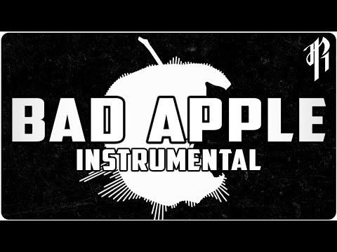 BAD APPLE!! (Instrumental) || METAL COVER by RichaadEB