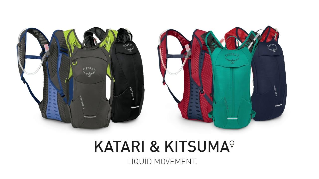 6f7818d5e7b4 Osprey Europe - Katari & Kitsuma - Pack Features