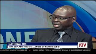NIRA explains challenges of getting an ID