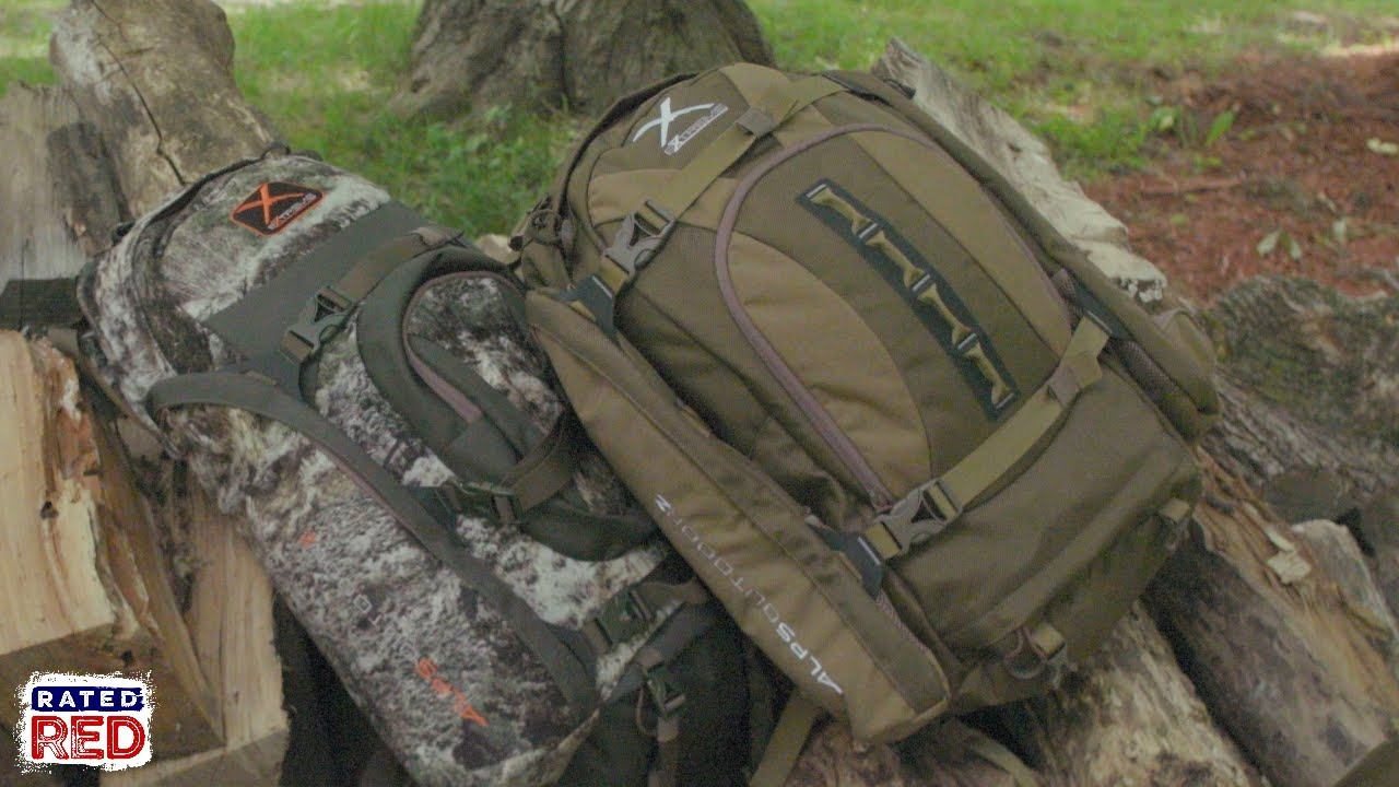 Easily Haul Meat Out of the Woods with These Two Backpacks - YouTube