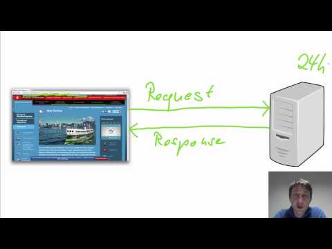 REST Web Services Kurs: Client/Server Architektur - Folge 1