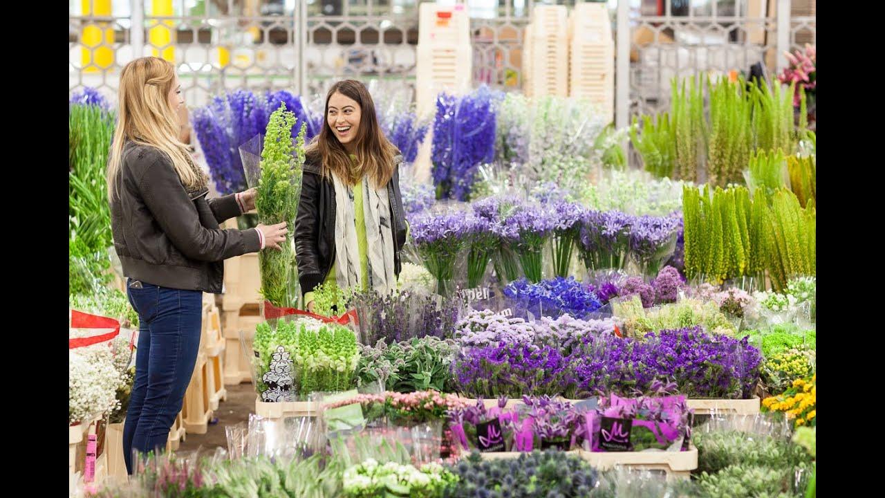 new covent garden flower market - behind every great florist