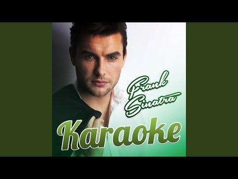 I Love Paris (In The Style Of Frank Sinatra) (Karaoke Version)