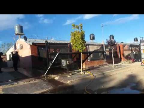 Incendiaron una casa e investigan si se trató de un ajuste narco
