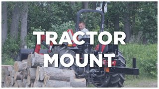 American Cls Horizontal Tractor Mount