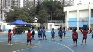 2015-16全港學界閃避球錦標賽(新界東區)小學混合組 教