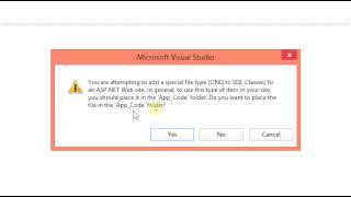 ASP.NET Tutorials: Insert Data into database using LINQ