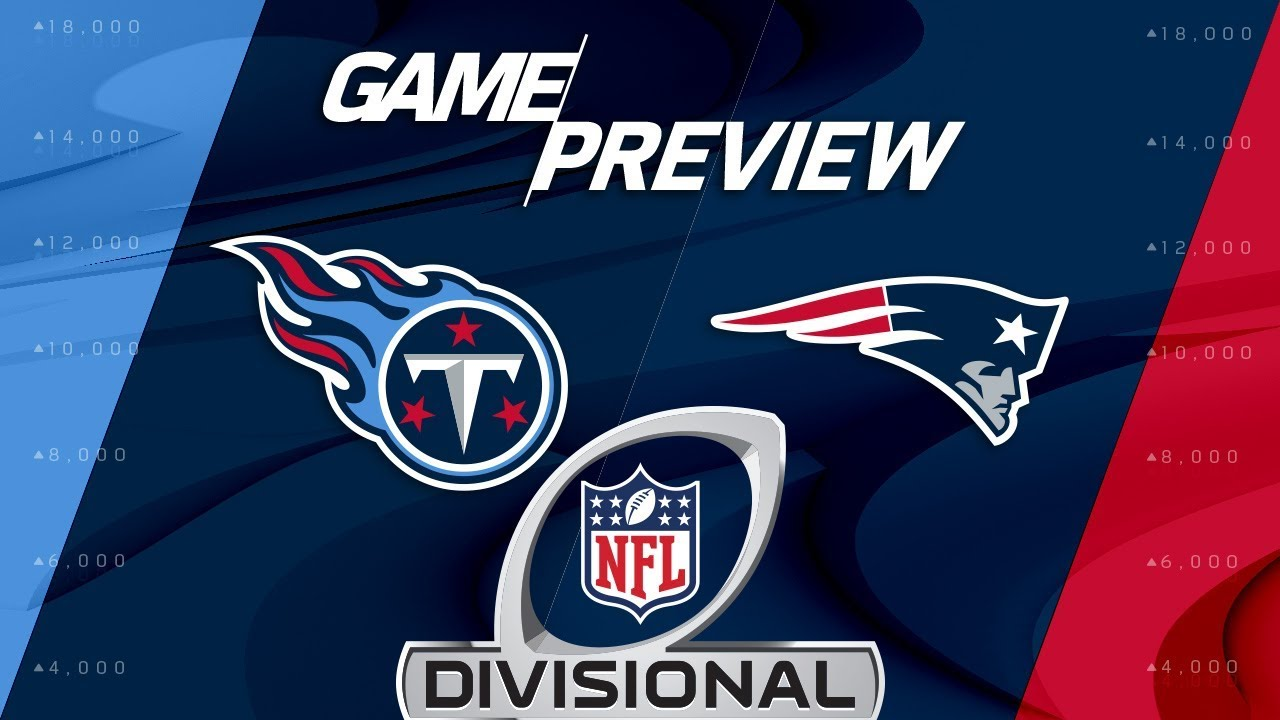 Image result for 5 Tennessee Titans vs. 1 New England Patriots