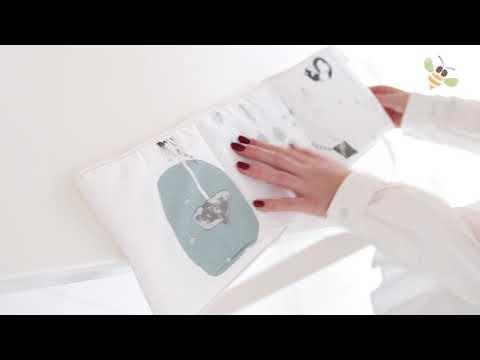 Born Copenhagen soft book - CozyKidz productvideo