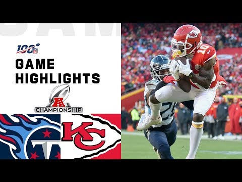 The Stansbury Show - Chiefs Take Down Titans, Advance To Super Bowl 54