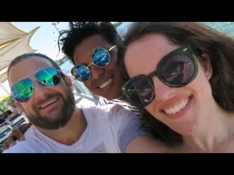 Our Vegan Day at the Spa (The Lido Bayside Grill & The Standard Spa Miami Beach Vegan Menu)