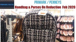Primark Handbags & Purses on Reduction February 2020
