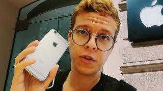 Cambio la batería del iPhone en Apple Store de Valencia