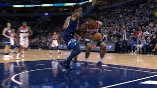 Rui Hachimura Highlights Wizards at T Wolves 11 15 19