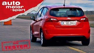 Ford Fiesta 1.0 EcoBoost: Rauer Huster oder echter Booster? - Die Tester | auto motor und sport