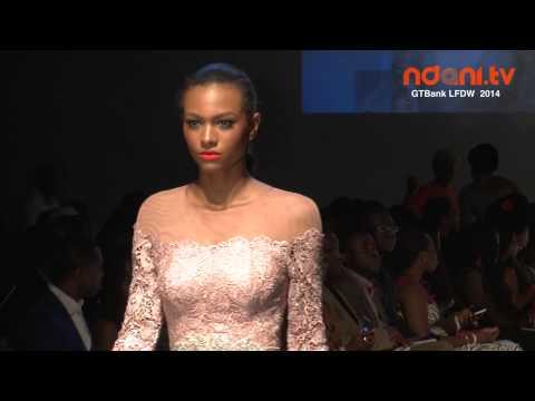 GTBank Lagos Fashion & Design Week 2014 - GTBank Capsule Collection