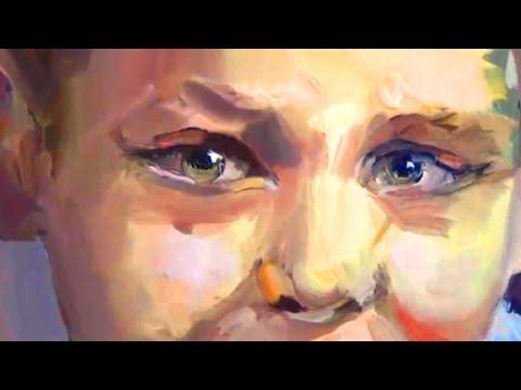 видео: КАК нарисовать ПОРТРЕТ. Основы рисования Портрета.