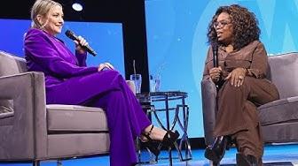 Oprah's 2020 Vision Tour Visionaries: Kate Hudson Interview
