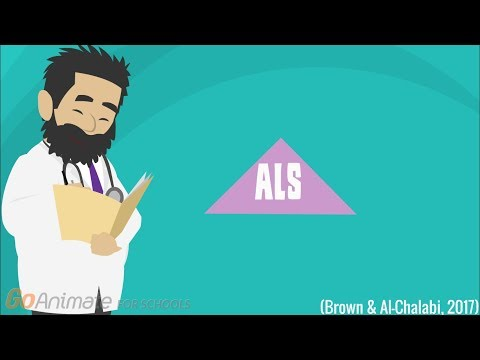 What is ALS and how common is it?