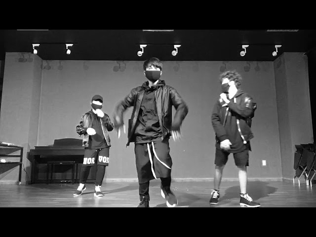 P336 Mon Hoàng Anh, Winner, Kenji Dance cover Bling Bling